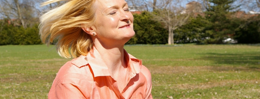 Връзката между тежестта на менопаузата и стреса