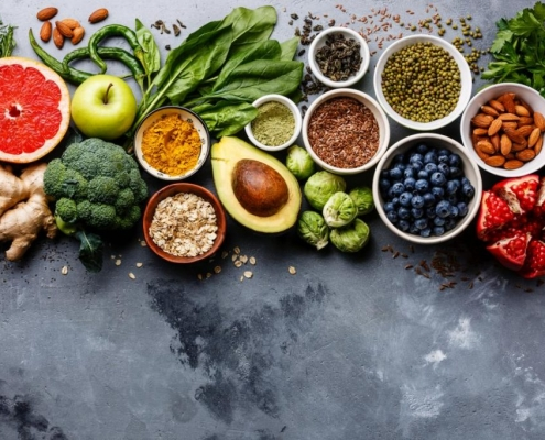 Как да намалим възпалението в организма с храната?