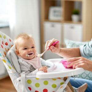 Захранване на бебето - първи стъпки